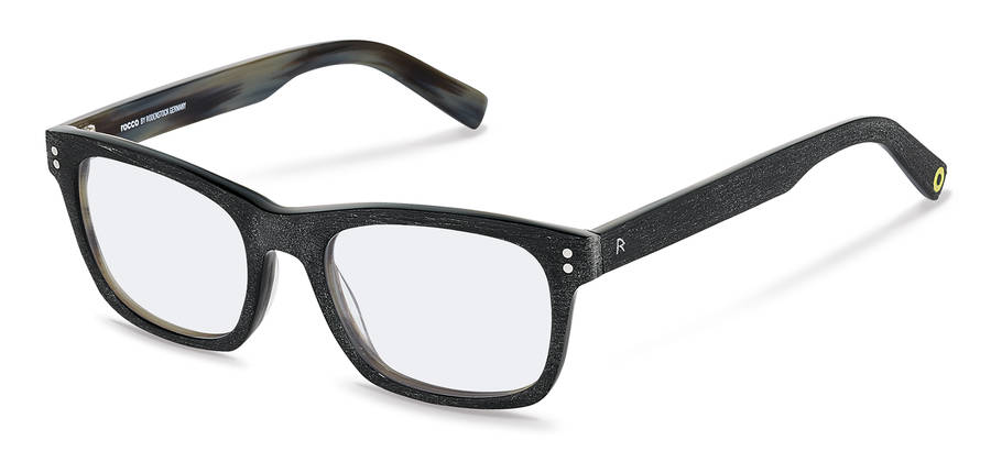 Rodenstock Capsule Collection-Korrektionsfassung-RR420-blacklayered