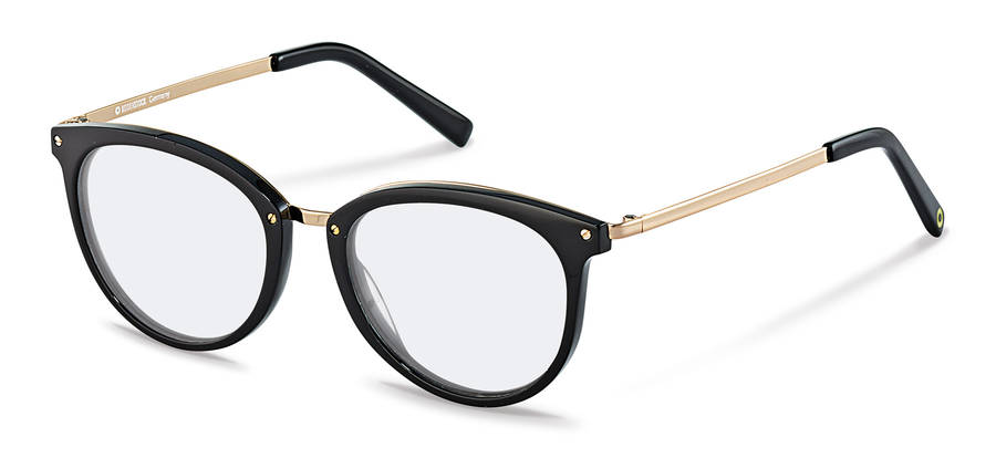 Rodenstock Capsule Collection-Korrektionsfassung-RR457-black/gold