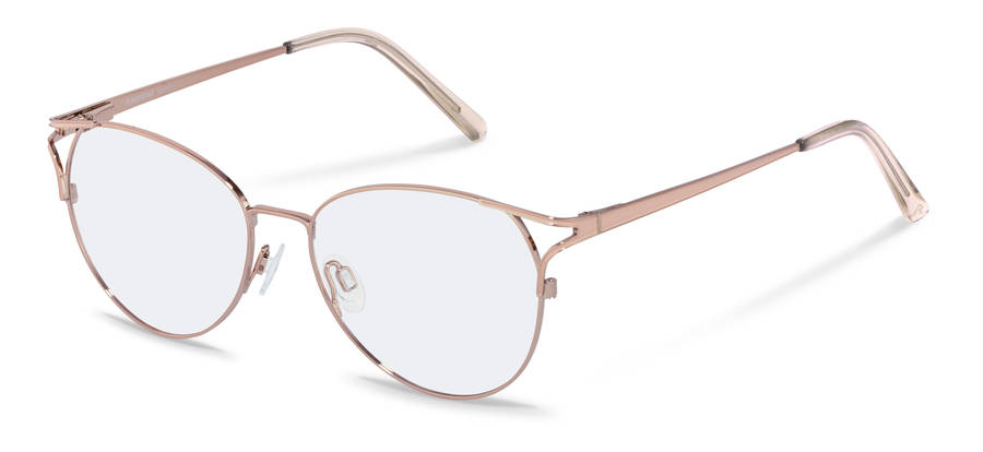Rodenstock-Monture de correction-R2635-rose