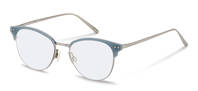 Rodenstock-Monture de correction-R7081-titanium/lightblue