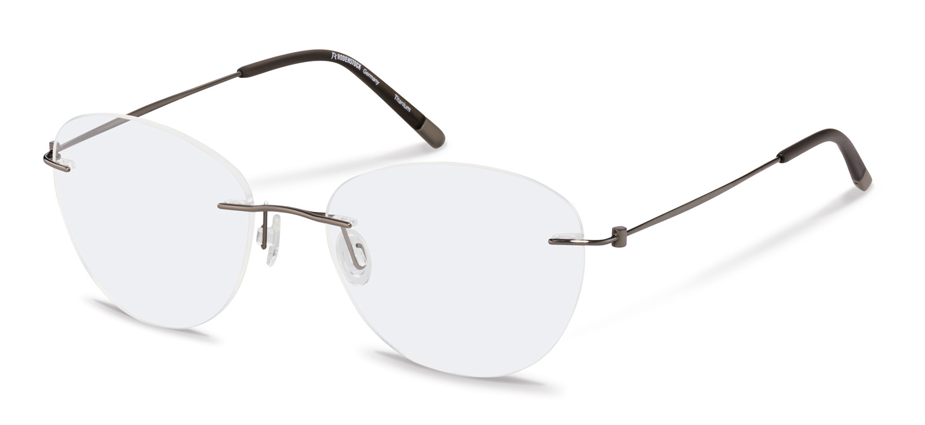 Rodenstock-Monture de correction-R7093-gunmetal/grey