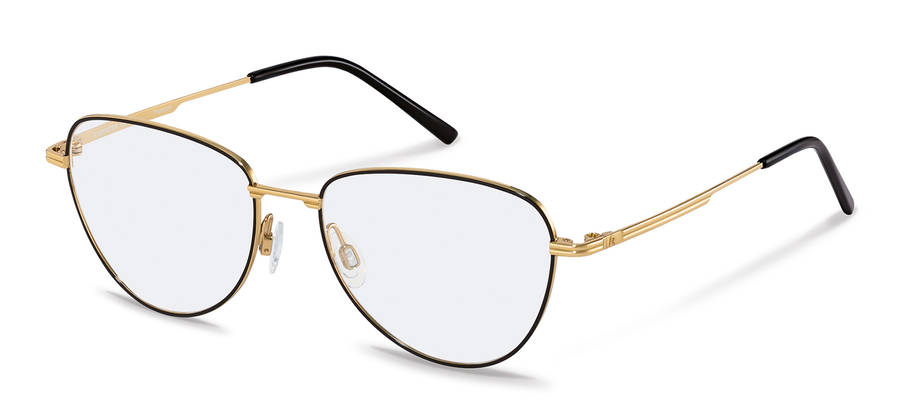 Rodenstock-Monture de correction-R7104-black/gold
