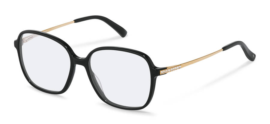 Rodenstock-Monture de correction-R8028-black/gold