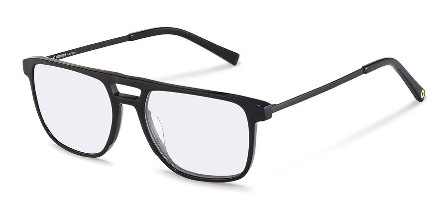 Rodenstock Capsule Collection-Korrektionsfassung-RR460-black