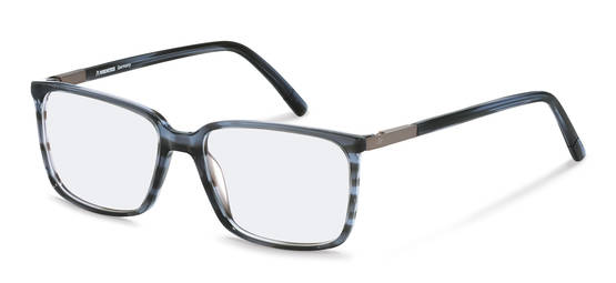 Rodenstock-Monture de correction-R5320-bluestructured