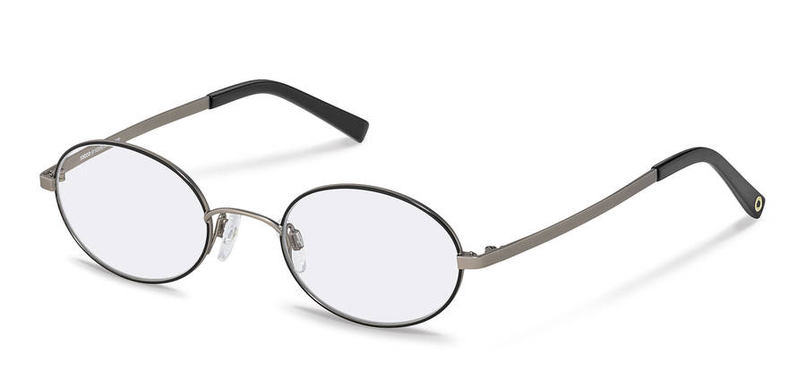 Rodenstock Capsule Collection-Korrektionsfassung-RR214-black/lightgun