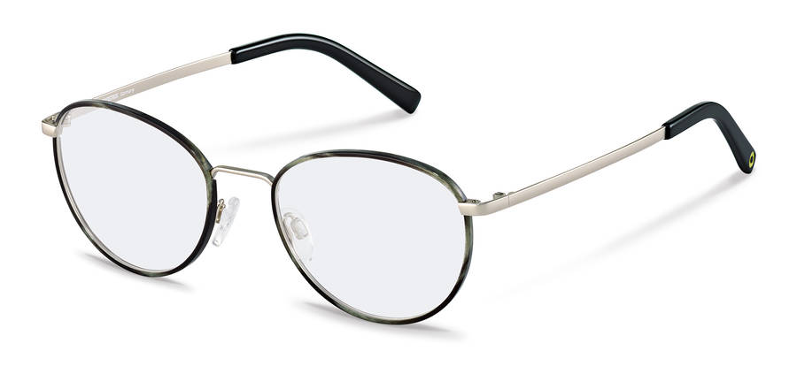 Rodenstock Capsule Collection-Korrektionsfassung-RR217-greystructured/silver