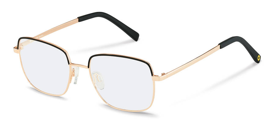 Rodenstock Capsule Collection-Korrektionsfassung-RR220-black/rosegold