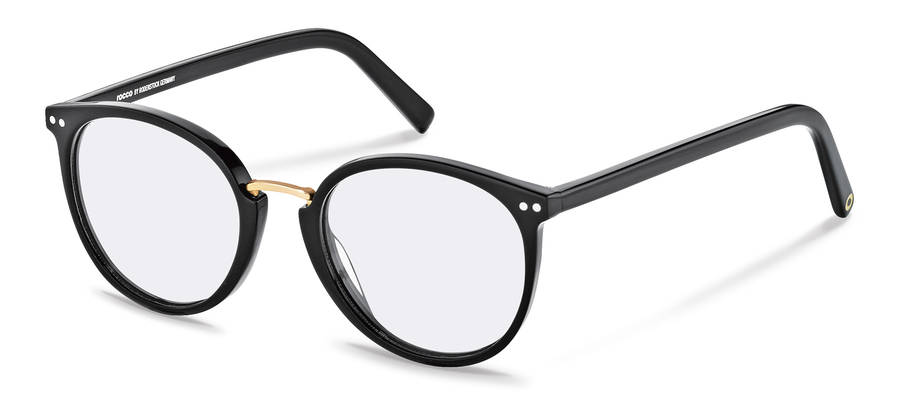 Rodenstock Capsule Collection-Korrektionsfassung-RR454-black/gold