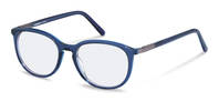 Rodenstock-Monture de correction-R5322-darkbluelayered