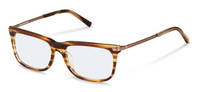 rocco by Rodenstock-Korrektionsfassung-RR435-brown structured, light brown