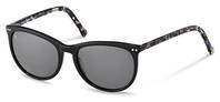 rocco by Rodenstock-Sonnenbrille-RR331-black, blue structured